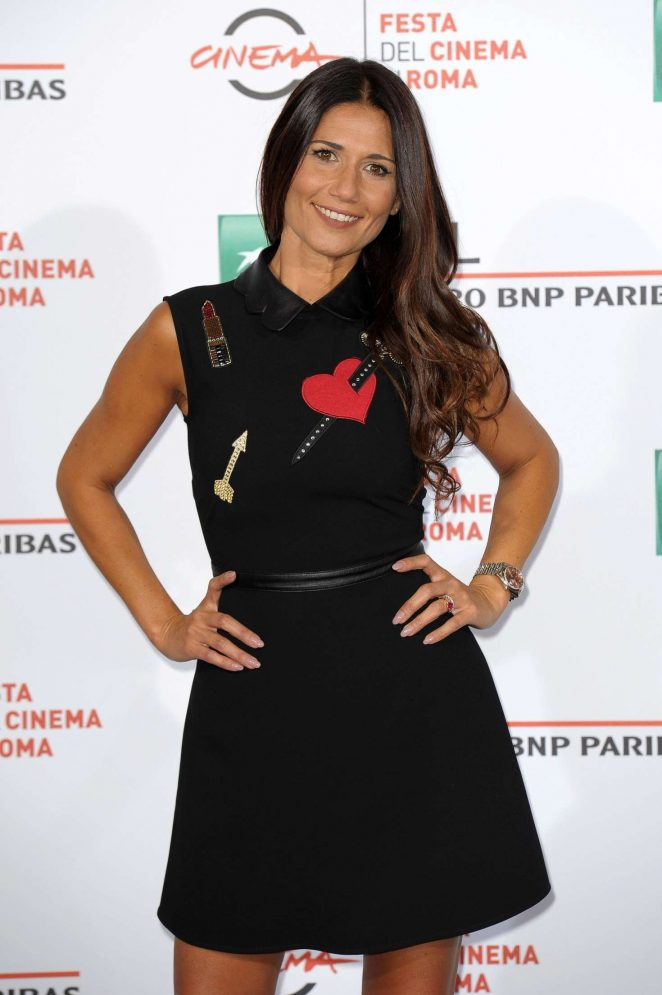 Barbara Tabita - 'Mariottide' Photocall at Rome Film Festival