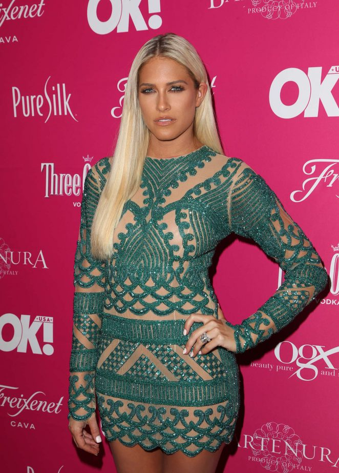 Barbie Blank - OK! Magazine So Sexy LA Party in Los Angeles