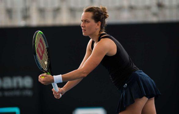 Barbora Strycova - 2020 Brisbane International WTA Premier Tennis Tournament in Brisbane