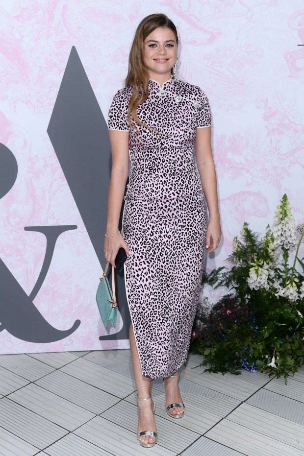 Bea Fresson - The V&A Summer Party 2019 in Partnership with Dior in London