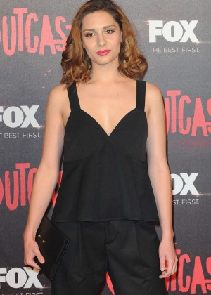 Beatrice Arnera - 'Outcast' TV Series Premiere in Rome