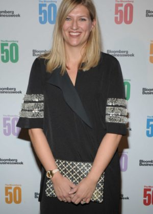 Beatrice Fihn - Bloomberg 50: Icons and Innovators in Global Business in NY