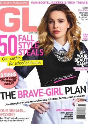 Beatrice Miller - Girl's Life Magazine (October/November 2015)