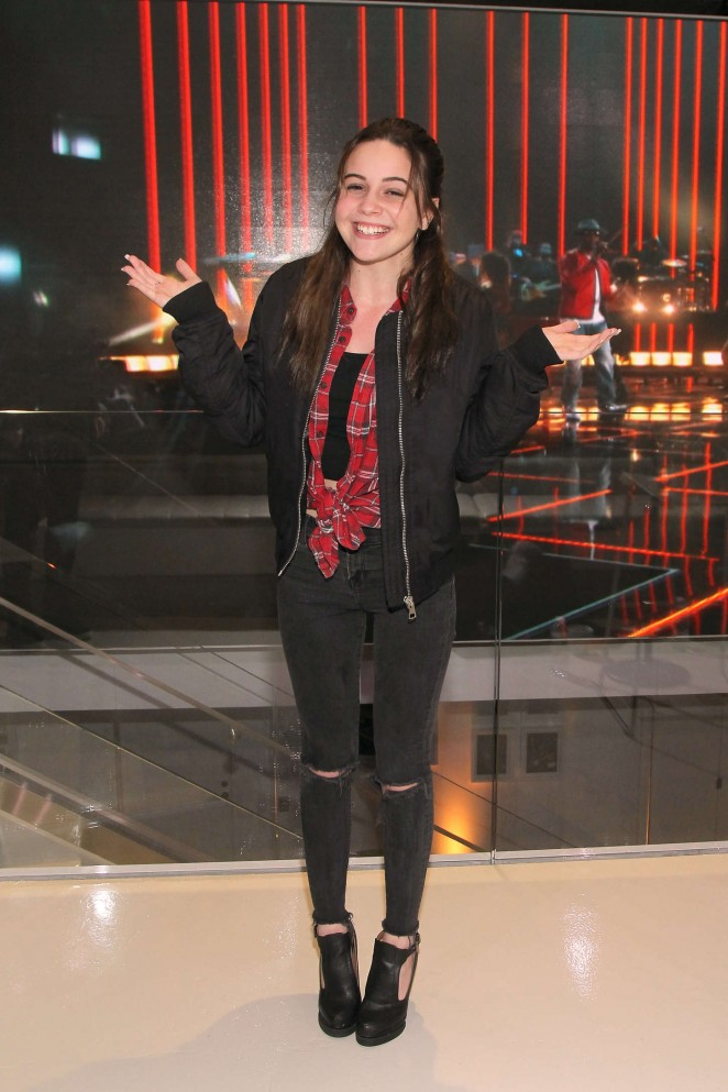 Beatrice Miller – iHeartMedia 'Future Of Entertainment' Event in NYC