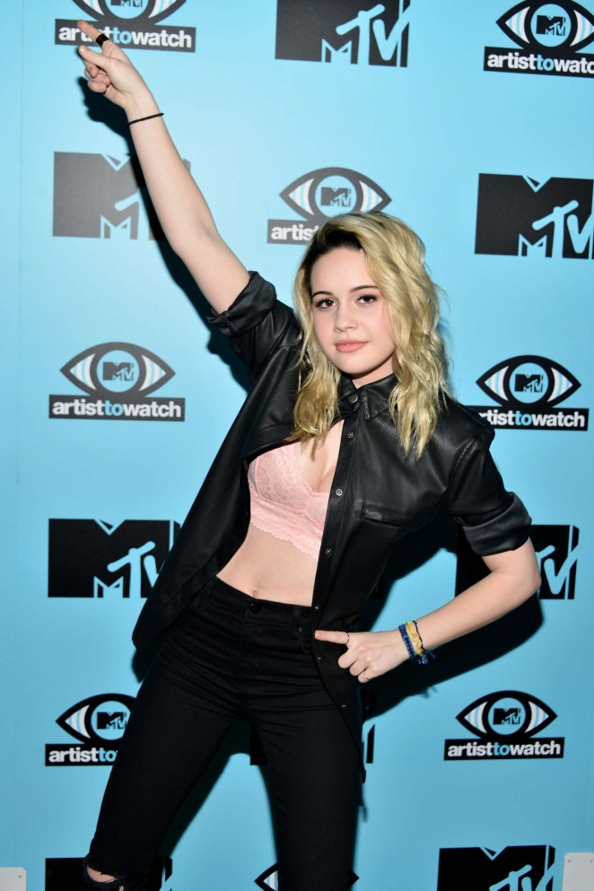 Beatrice Miller - MTV Artists to Watch in West Hollywood