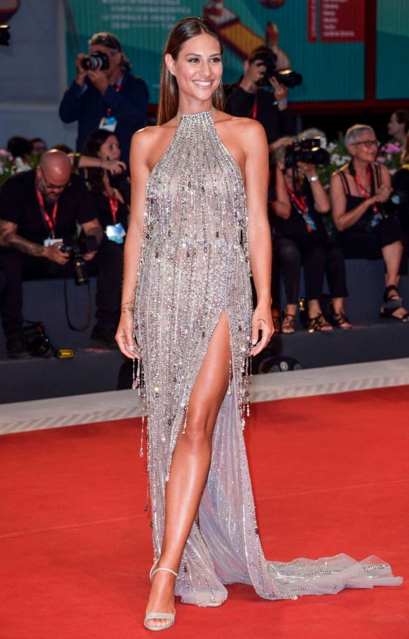 Beatrice Valli - 'About Endlessness' Premiere at 2019 Venice Film Festival