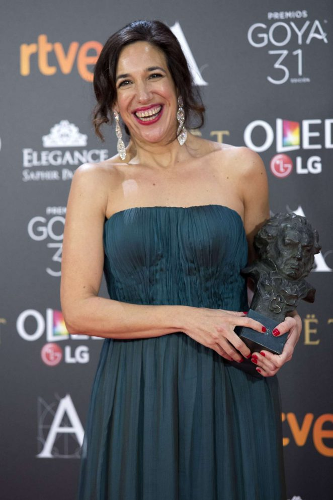 Beatriz Bodegas - Goya Cinema Awards 2017 in Madrid