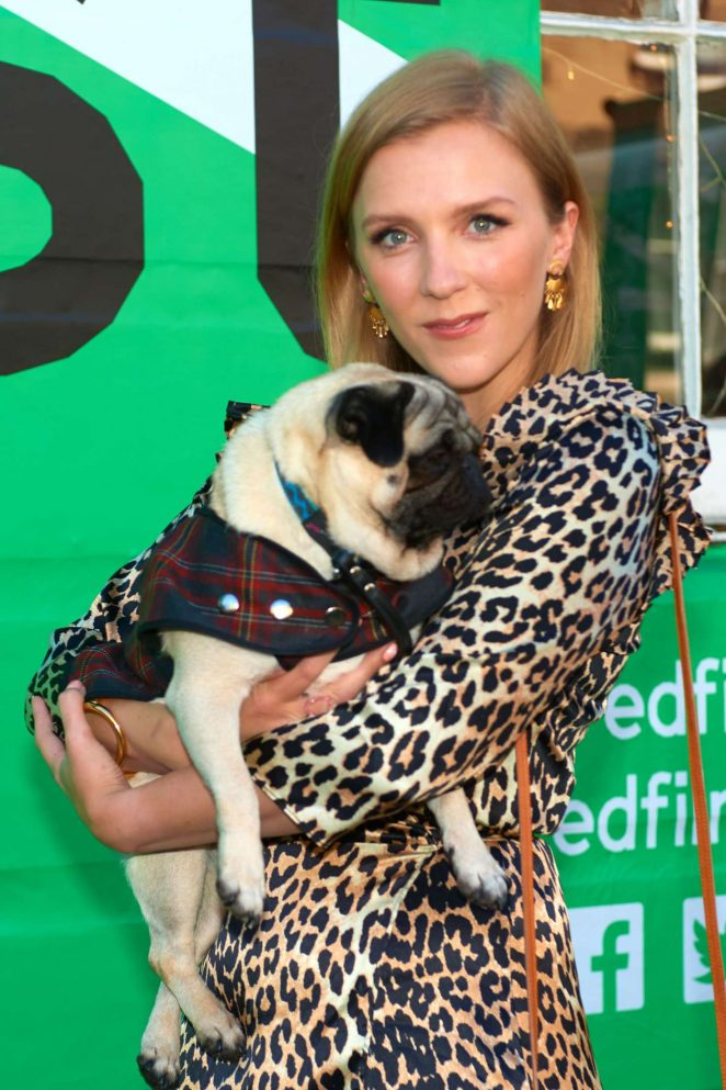Beattie Edmondson - 'Patrick' Photocall at 2018 Edinburgh International Film Festival