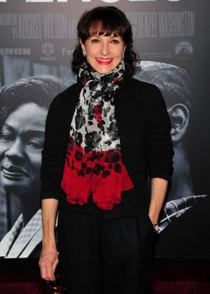 Bebe Neuwirth - 'Fences' Screening in New York