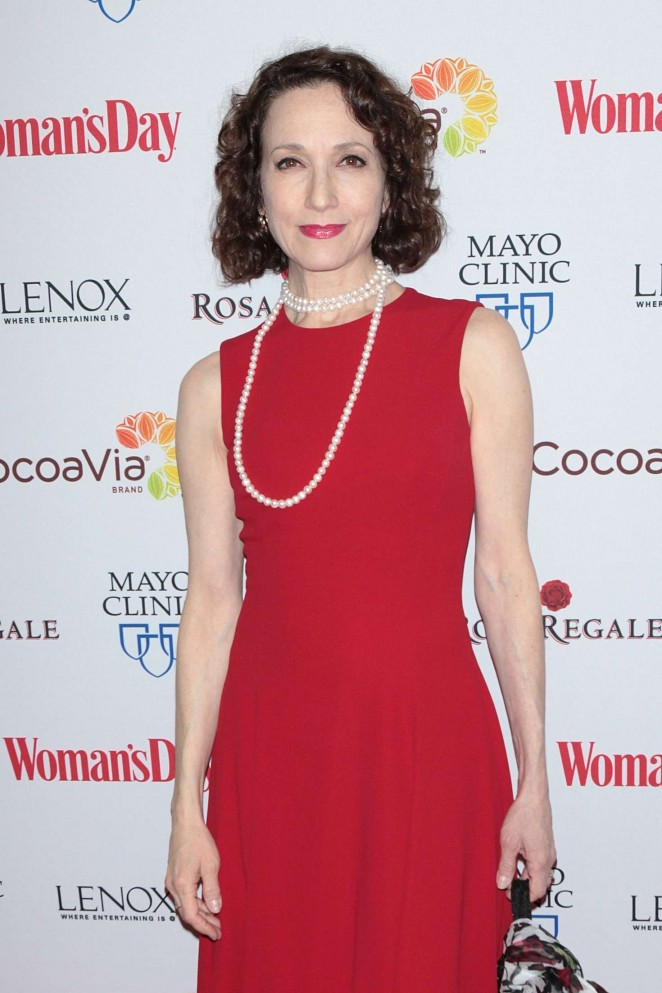 Bebe Neuwirth - Woman's Day 13th Annual Red Dress Awards in New York