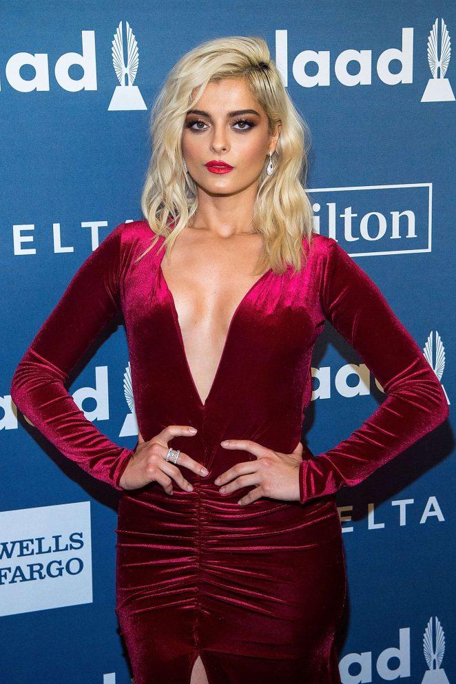 Bebe Rexha - 2016 GLAAD Media Awards in NYC