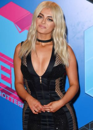 Bebe Rexha - 2016 MTV Europe Music Awards in Rotterdam