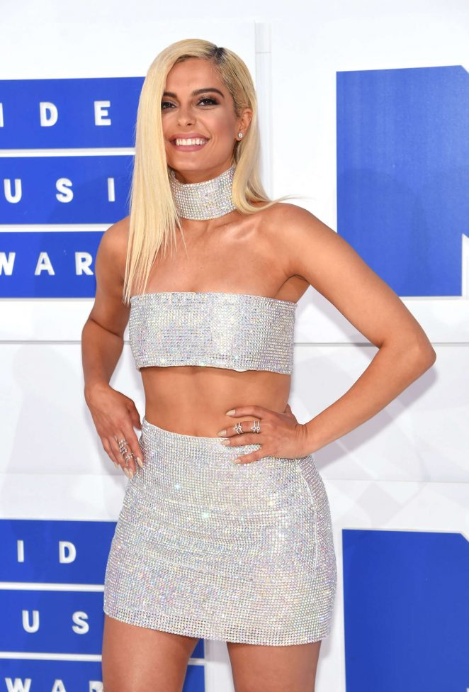 Bebe Rexha - 2016 MTV Video Music Awards in New York City