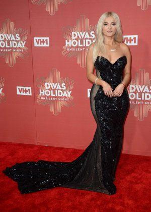 Bebe Rexha - 2016 VH1's Divas Holiday: Unsilent Night in NY