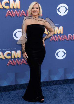 Bebe Rexha - 2018 Academy of Country Music Awards in Las Vegas
