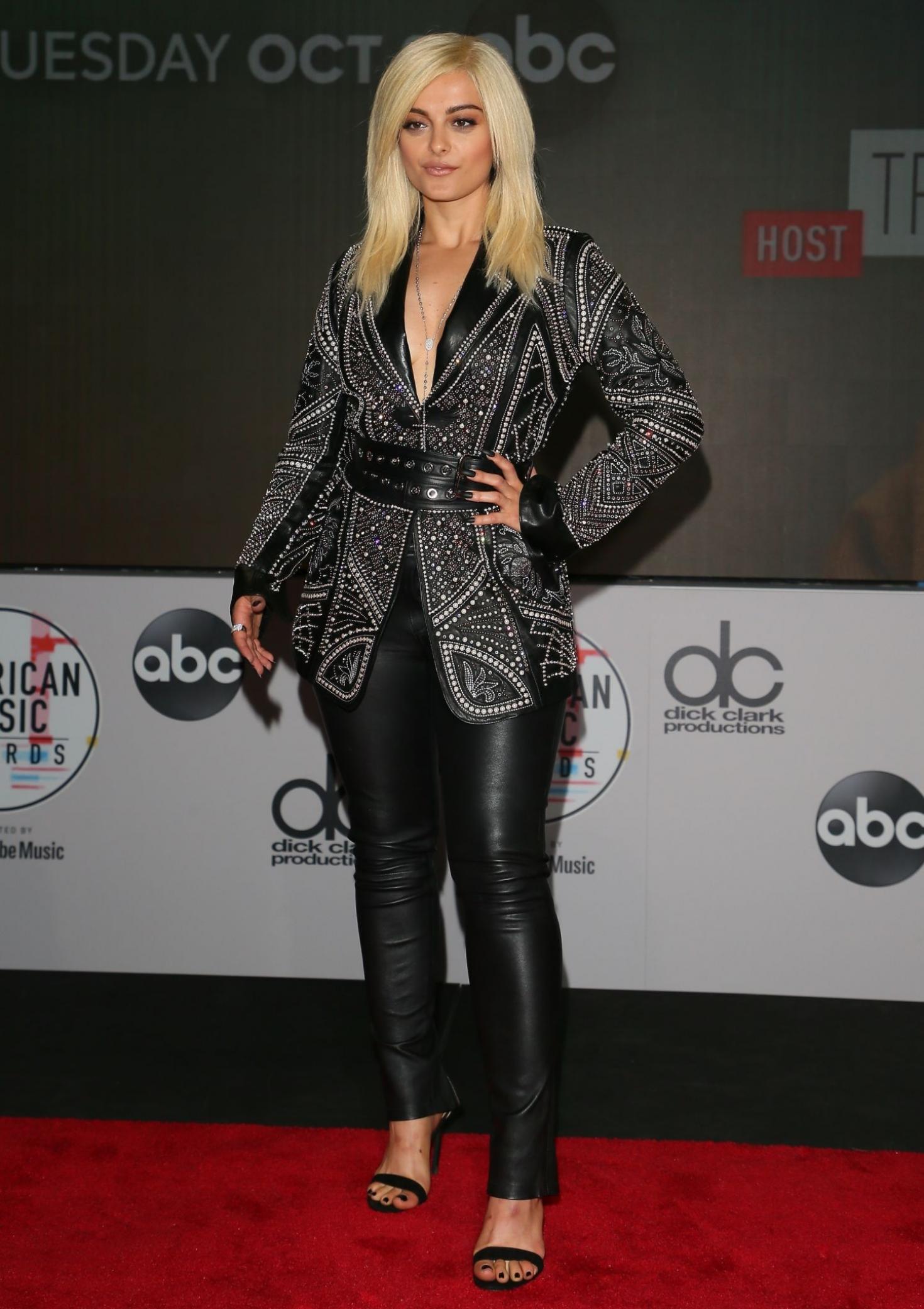 Bebe Rexha 2018 : Bebe Rexha: 2018 American Music Awards Nominations Announcement -13