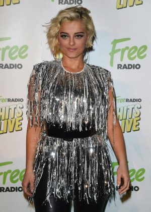 Bebe Rexha - 2018 Hits Radio Live Event in Manchester