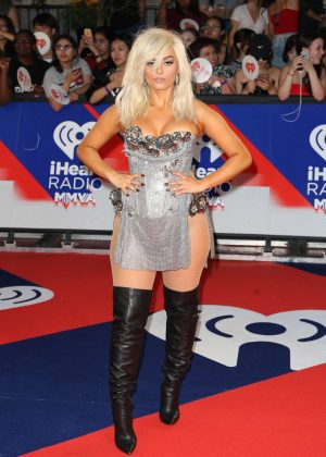 Bebe Rexha - 2018 iHeartRadio Much Music Video Awards in Toronto