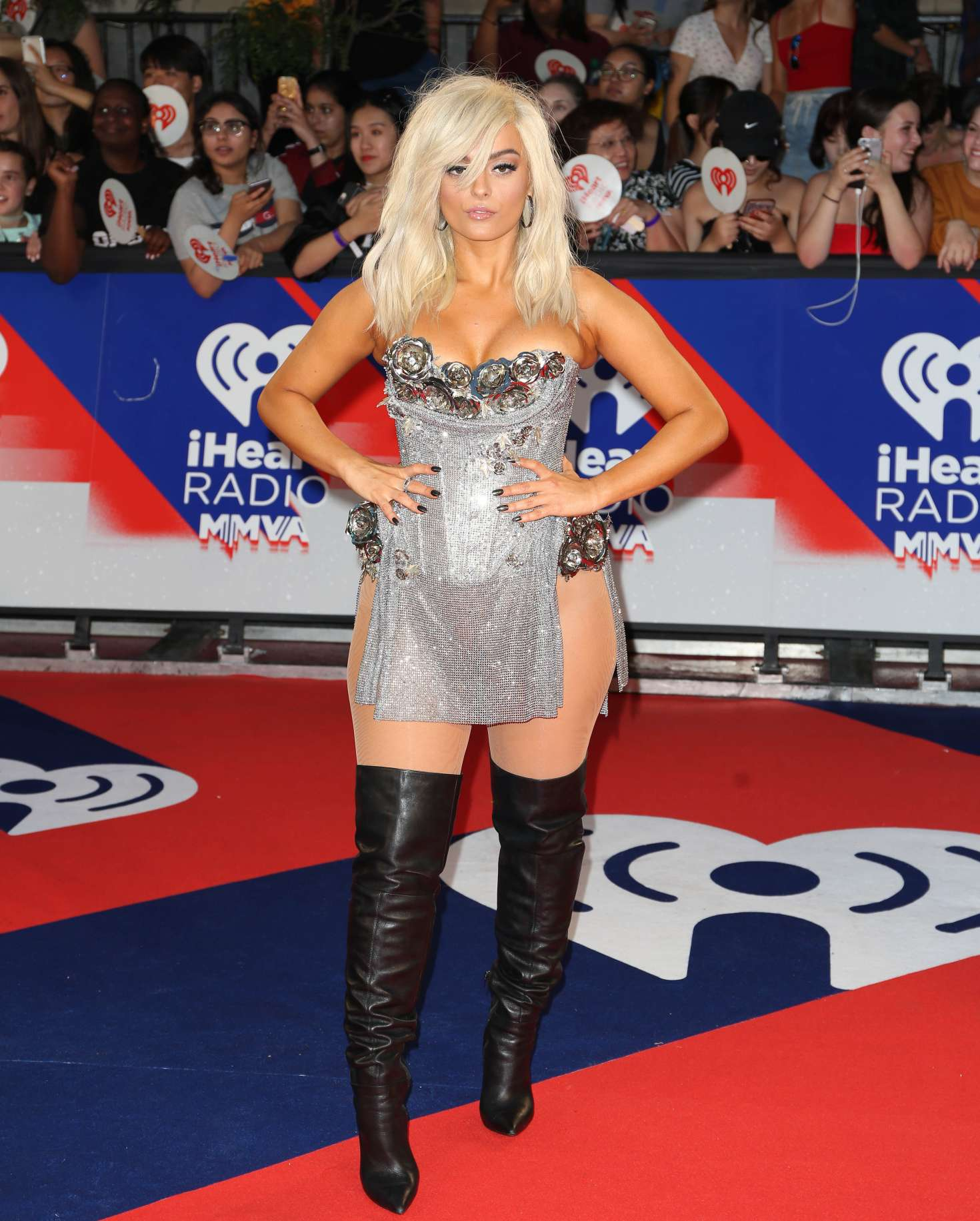 Bebe Rexha - 2018 iHeartRadio Much Music Video Awards in Toronto