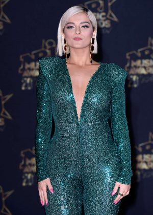 Bebe Rexha - 2018 NRJ Music Awards in Cannes