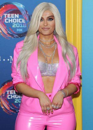 Bebe Rexha - 2018 Teen Choice Awards in Inglewood