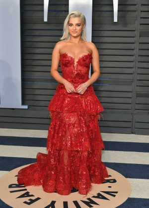 Bebe Rexha - 2018 Vanity Fair Oscar Party in Hollywood