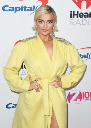 Bebe Rexha -  2018 Z100's iHeartRadio Jingle Ball in New York City