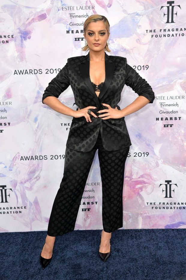 Bebe Rexha: 2019 Fragrance Foundation Awards-07
