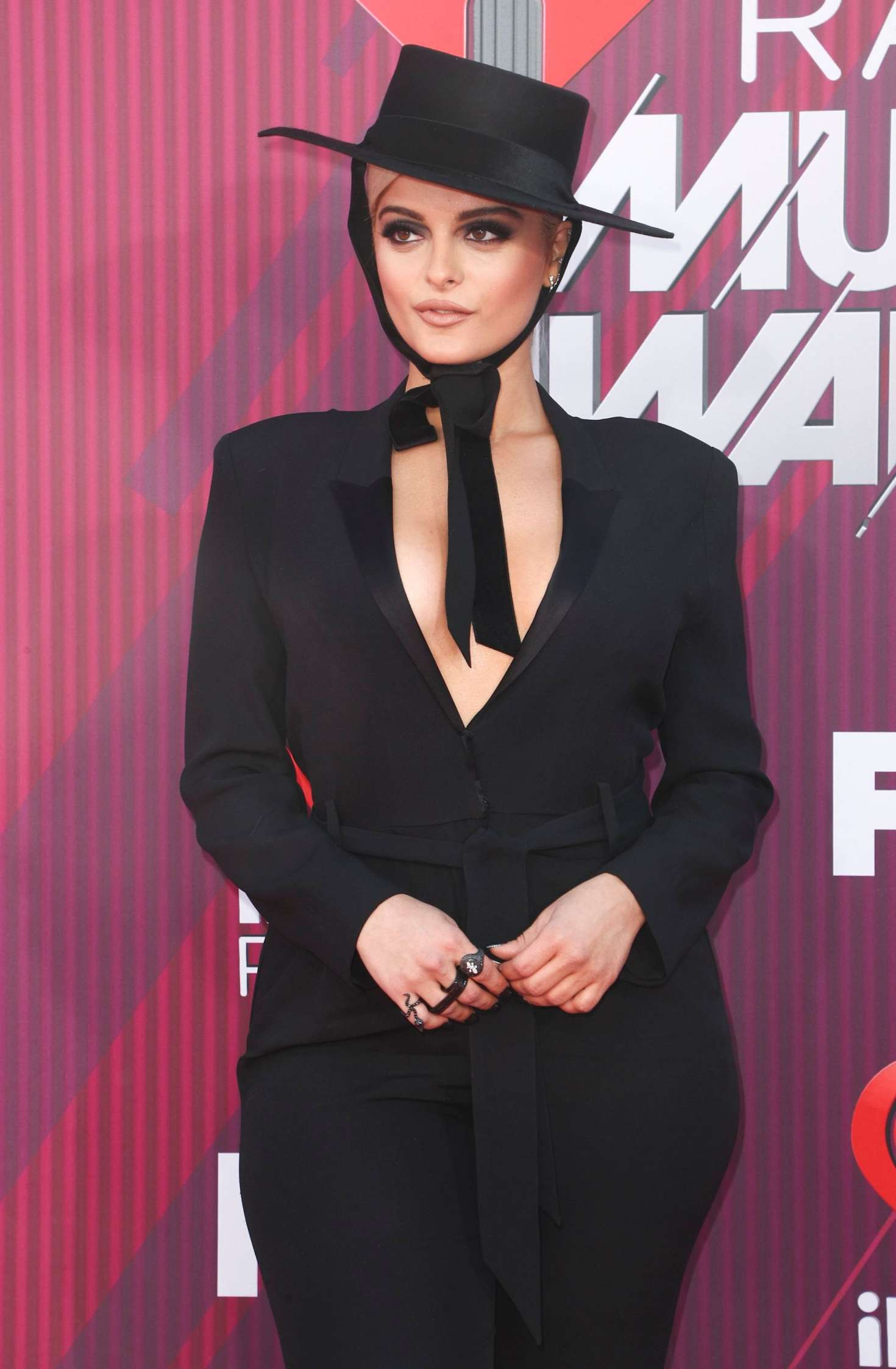 Bebe Rexha - 2019 iHeartRadio Music Awards in Los Angeles