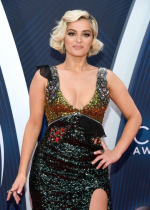 Bebe Rexha - 2018 CMA Awards in Nashville