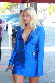 Bebe Rexha - Arrives at the Women In Harmony Pre Grammy Party in West Hollywood