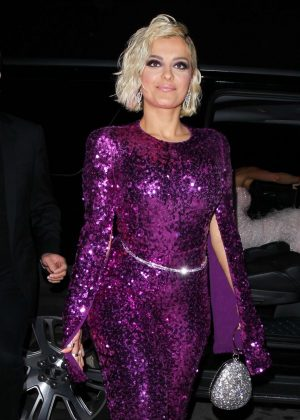 Bebe Rexha at Diana Ross 75th Birthday Bash in Hollywood