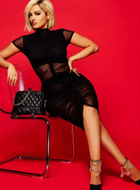 Bebe Rexha - 'Bebe loves Bebe' #loveyourself Fashion Line for Bebe stores 2019
