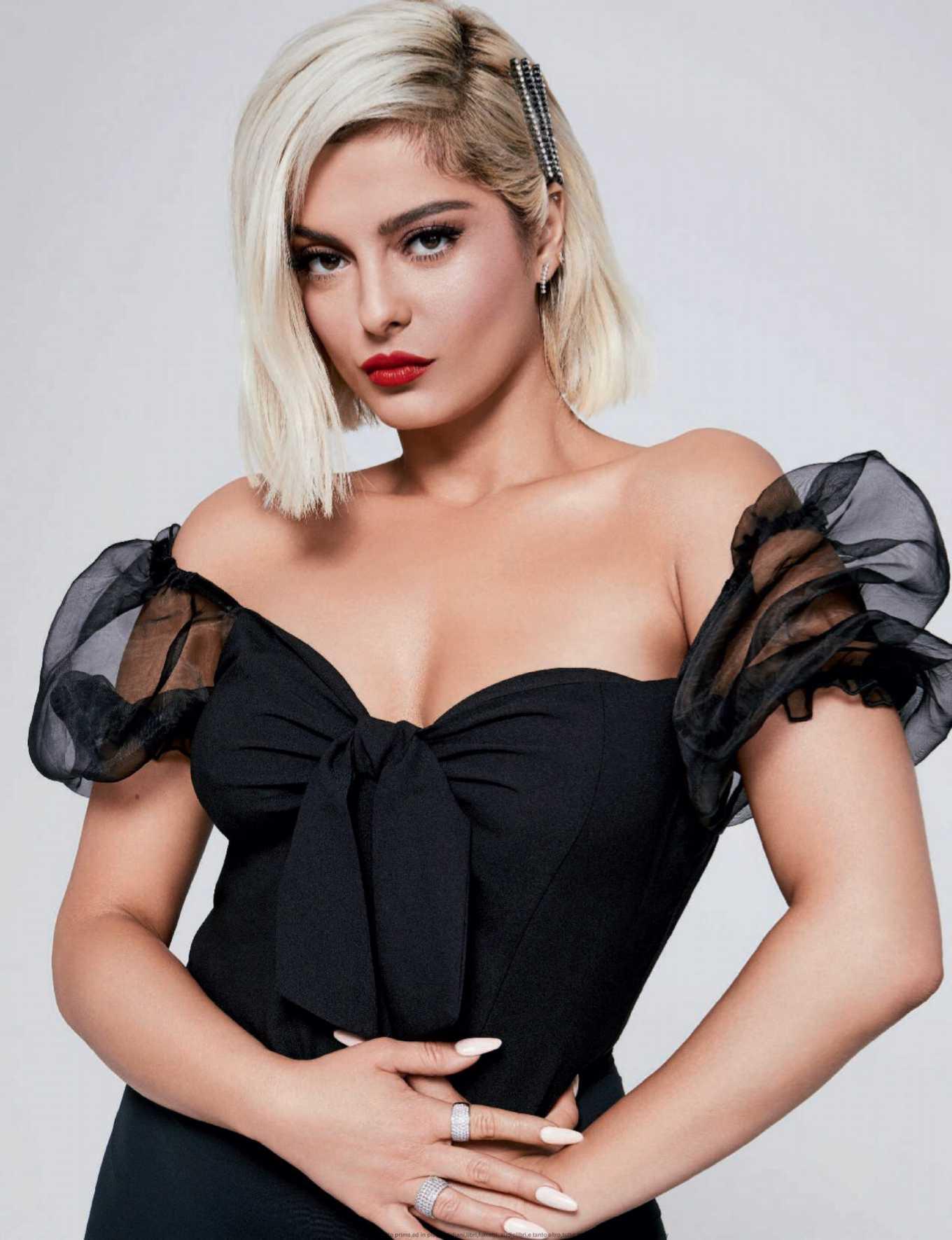 Bebe Rexha - Cosmopolitan Italy Magazine (March 2020)