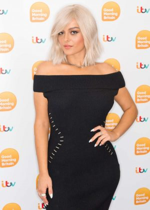Bebe Rexha - 'Good Morning Britain' TV Show in London
