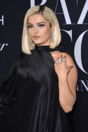 Bebe Rexha - Harper's BAZAAR Celebrates 'ICONS By Carine Roitfeld' in NYC