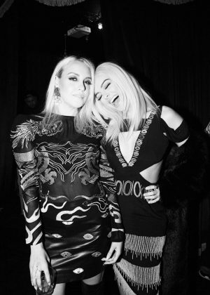 Bebe Rexha - Inside Flaunt Magazine Party shot by Christoph Night