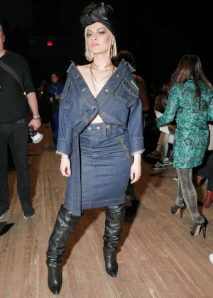 Bebe Rexha - Marc Jacobs Fashion Show 2018 in New York