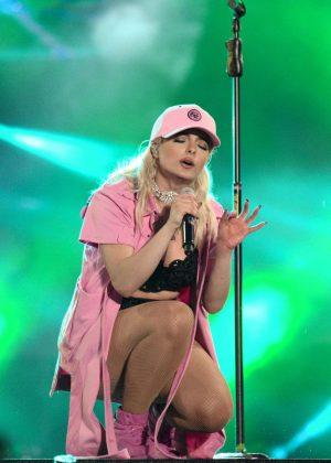 Bebe Rexha - MTV Music Evolution Manila 2016 in Philippines
