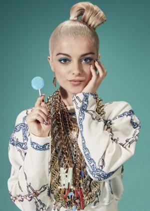 Bebe Rexha - Olivia Malone Photoshoot 2016