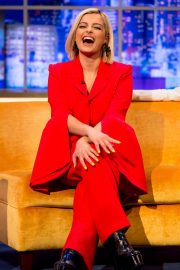 Bebe Rexha - On The Jonathan Ross Show in London