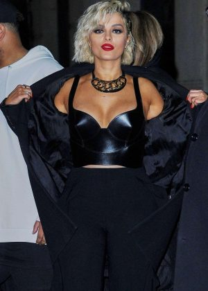 Bebe Rexha - Out and about in Manhattan