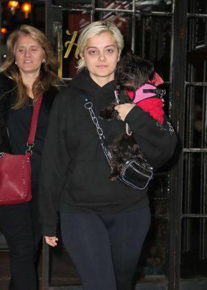Bebe Rexha - Out in Manhattan