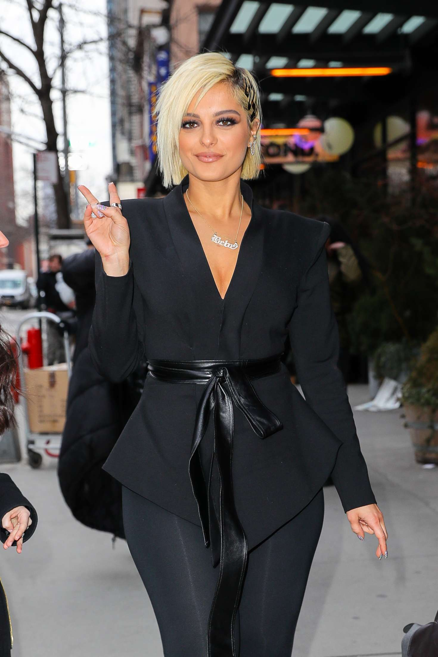 Bebe Rexha - Out in New York