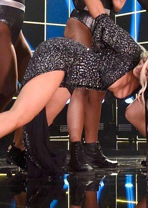Bebe Rexha: Performs at 2016 MTV Europe Music Awards -14