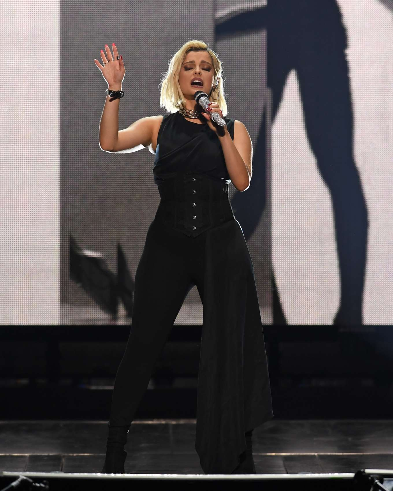 Bebe Rexha - Performs at BBT Center in Sunrise FL