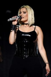 Bebe Rexha - Performs at Prudential Center in Newark