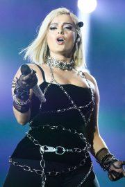 Bebe Rexha - Performs on stage at Rock in Rio 2019 in Rio de Janeiro