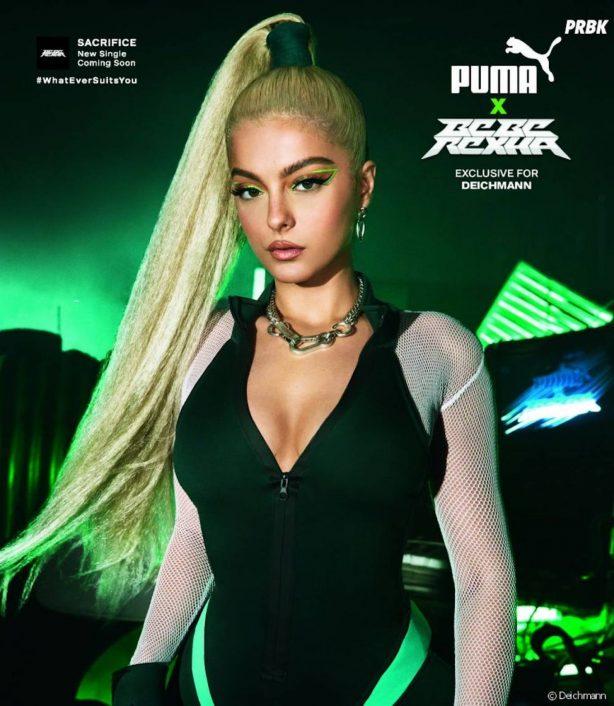 Bebe Rexha - Puma for Deichmann (2021)