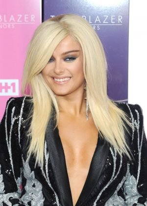 Bebe Rexha - VH1 Trailblazer Honors 2018 in New York